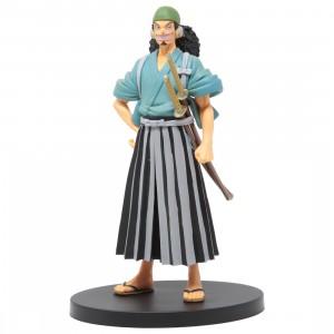Banpresto DXF One Piece The Grandline Men Wano Kuni Vol. 6 Usopp Figure (blue)