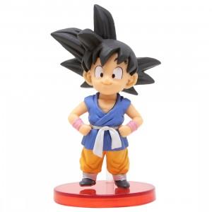 Banpresto Dragon Ball GT World Collectable Figure Vol 1 - 001 Kid Son Goku Figure (blue)