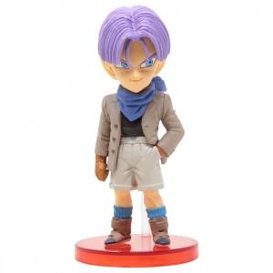 Banpresto Dragon Ball GT World Collectable Figure Vol 1 - 002 Trunks Figure (purple)