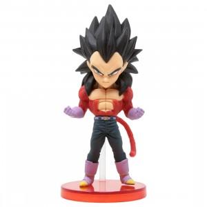 Banpresto Dragon Ball GT World Collectable Figure Vol 1 - 005 Super Saiyan 4 Vegeta Figure (red)