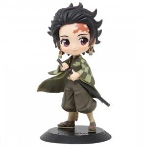 Banpresto Q Posket Kimetsu no Yaiba Tanjiro Kamado Ver B Figure (olive)