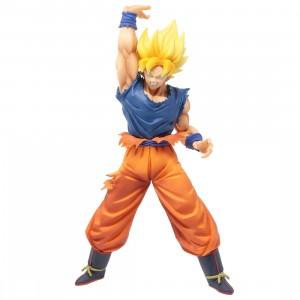 Banpresto Dragon Ball Z Maximatic The Son Goku Vol. 4 Figure (orange)