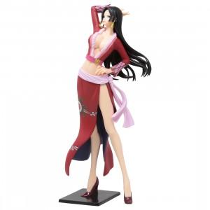 Banpresto One Piece Glitter And Glamours Boa Hancock Ver. A Figure (red)