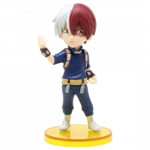 Banpresto My Hero Academia World Collectable Figure Vol. 8 - 44 Shoto Todoroki (blue)