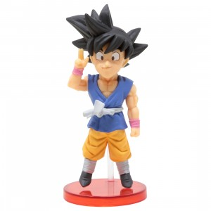 Banpresto Dragon Ball GT World Collectable Figure Vol 2 - 007 Son Goku (blue)