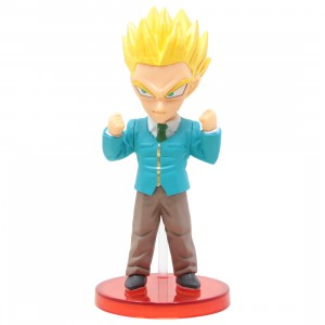 Banpresto Dragon Ball GT World Collectable Figure Vol 2 - 010 Super Saiyan Son Gohan (blue)