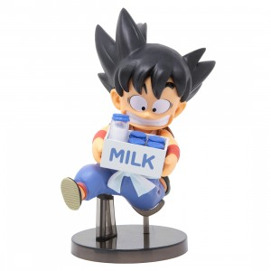 Banpresto Dragon Ball Z Banpresto World Figure Colosseum 2 Vol. 7 Goku Figure - Ver. A Normal Color (blue)