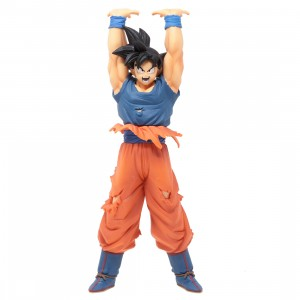 Banpresto Dragon Ball Super Goku Give Me Energy Spirit Ball Special Figure (blue)