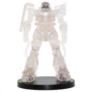 Banpresto Mobile Suit Gundam Internal Structure MS-06F Zaku II Ver. B Figure (white / clear)