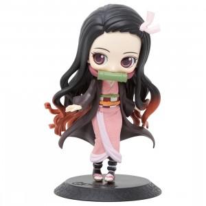 Banpresto Q Posket Demon Slayer Kimetsu no Yaiba Nezuko Kamado Ver A Figure (pink)