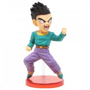 Banpresto Dragon Ball GT World Collectable Figure Vol 3 - 015 Son Goten (purple)