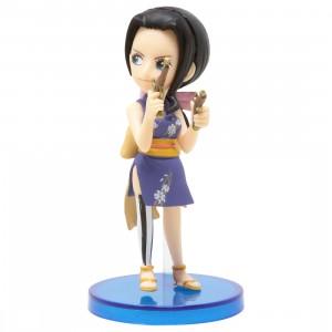 Banpresto One Piece World Collectable Figure WanoKuni Style 1 - C Nico Robin (purple)