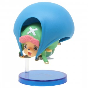 Banpresto One Piece World Collectable Figure WanoKuni Style 1 - D Tony Tony Chopper (blue)