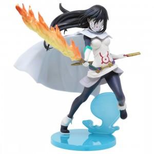 Banpresto That Time I Got Reincarnated As A Slime ESPRESTO Conqueror of Flames Shizu Izawa Figure (white)