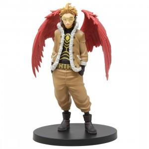 Banpresto My Hero Academia Age Of Heroes Hawks And Red Riot - A Hawks Figure (tan)