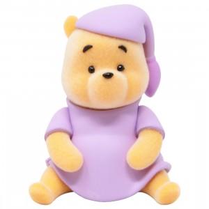 Banpresto Fluffy Puffy Petit Disney Characters Winnie-The-Pooh Vol.2 - Winnie-The-Pooh Figure (purple)