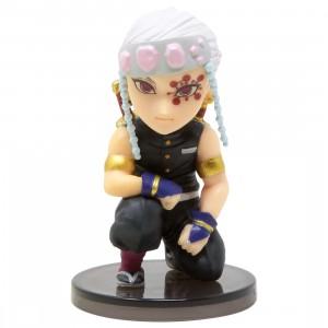 Banpresto Demon Slayer Kimetsu No Yaiba World Collectable Figure Be In Front Of The Oyakata-Sama Vol.2 - Tengen Uzui (white)