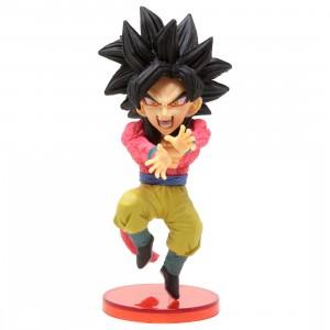 Banpresto Dragon Ball GT World Collectable Figure Vol 4 - 022 Super Saiyan 4 Son Goku (red)