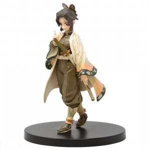 Banpresto Kimetsu no Yaiba Figure Vol. 10 Shinobu Kocho Figure (olive)