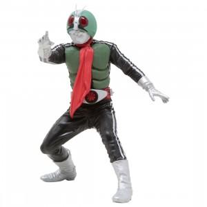 Banpresto Kamen Rider Hero's Brave Masked Rider 1 Ver. B Statue Figure (green)