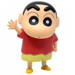 Banpresto Crayon Shin-Chan Shinnosuke Nohara Sofubi Figure (red)