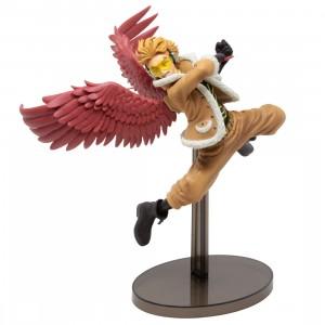 Banpresto My Hero Academia The Amazing Heroes Vol 12 Hawks Figure (red)