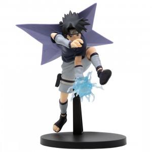 Banpresto Naruto Vibration Stars Sasuke Uchiha Figure (purple)
