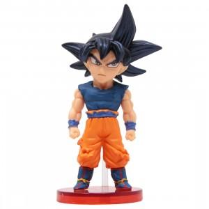 Banpresto Dragon Ball Super World Collectable Figure Battle Of Saiyans Vol.6 - 31 Son Goku Ultra Instinct Sign (orange)