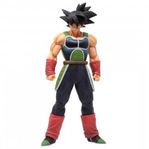 Banpresto Dragon Ball Z Grandista Nero Bardock Figure (blue)