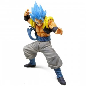 Banpresto Dragon Ball Super Masterlise Super Saiyan Blue Gogeta Figure (blue)