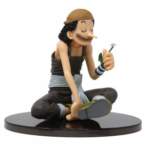 Banpresto One Piece Banpresto World Figure Colosseum 2 Vol. 1 - Usopp (tan)