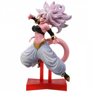 Banpresto Dragon Ball FighterZ Android Battle Android No. 21 Figure (pink)