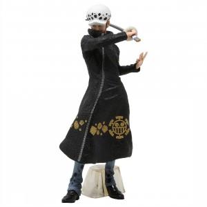 Banpresto One Piece 20th History Masterlise Trafalgar Law Figure (black)