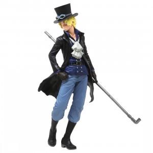 Banpresto One Piece 20th History Masterlise Sabo Figure (black)