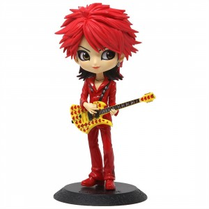 Banpresto Q Posket Hide Vol. 2 Figure - Normal Color Ver A (red)