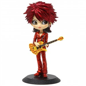Banpresto Q Posket Hide Vol. 2 Figure - Metallic Color Ver B (red)