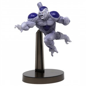 Banpresto Dragon Ball Super Z-Battle Freeza Figure (purple)