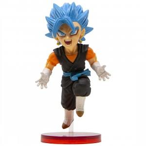 Banpresto Super Dragon Ball Heroes World Collectable Figure Vol. 4 - 17 Super Saiyan Blue Vegito (blue)