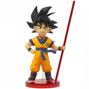 Banpresto Dragon Ball Super Broly World Collectable Figure Vol 1 - 01 Son Goku (orange)