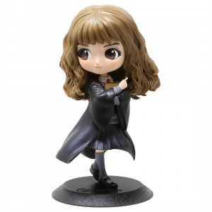 Banpresto Q Posket Harry Potter Hermione Granger Figure - Pearl Color Ver. B (brown)