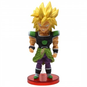Banpresto Dragon Ball Super Movie World Collectable Figure Vol. 2 - 08 Super Saiyan Broly (green)