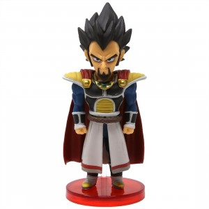 Banpresto Dragon Ball Super Movie World Collectable Figure Vol. 2 - 09 King Vegeta (blue)