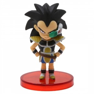 Banpresto Dragon Ball Super Movie World Collectable Figure Vol. 2 - 10 Young Raditz (black)