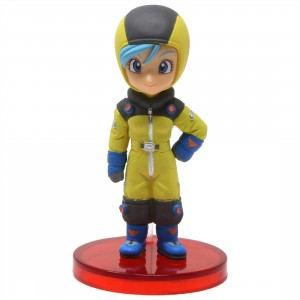 Banpresto Dragon Ball Super Movie World Collectable Figure Vol. 2 - 12 Bulma (green)