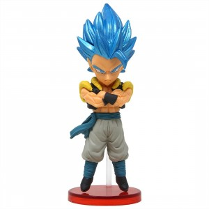 Banpresto Dragon Ball Super Broly Movie World Collectable Figure Vol. 3 - 13 Super Saiyan Blue Gogeta (blue)