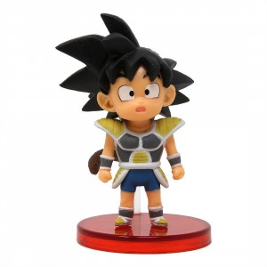 Banpresto Dragon Ball Super Broly Movie World Collectable Figure Vol. 3 - 16 Kakarrot (black)