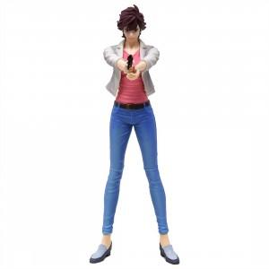 Banpresto City Hunter Creator x Creator Kaori Makimura Figure (pink)