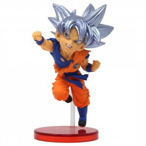 Banpresto Super Dragon Ball Heroes World Collectable Figure Vol. 5 - 23 Son Goku Ultra Instinct (orange)