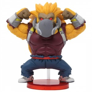 Banpresto Super Dragon Ball Heroes World Collectable Figure Vol. 5 - 24 Great Ape Cunber (yellow)