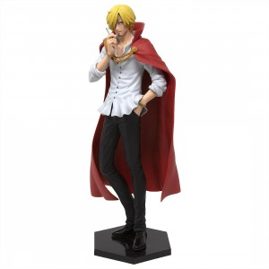 Banpresto One Piece Glitter & Brave Sanji Figure (white)